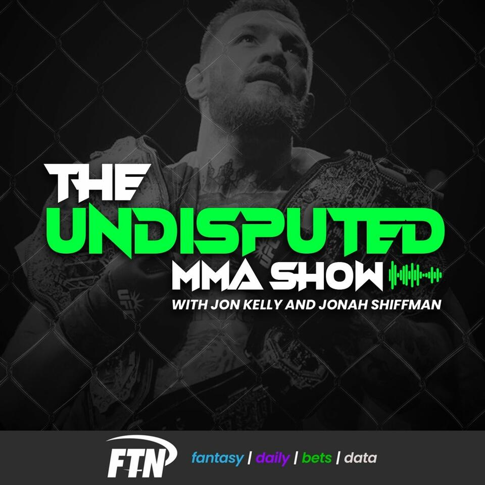 The Undisputed MMA Show