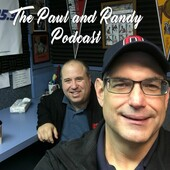 The Paul and Randy Podcast - Marion Public Health Explosion Friday - Saturday Shooting and Other Weekend News