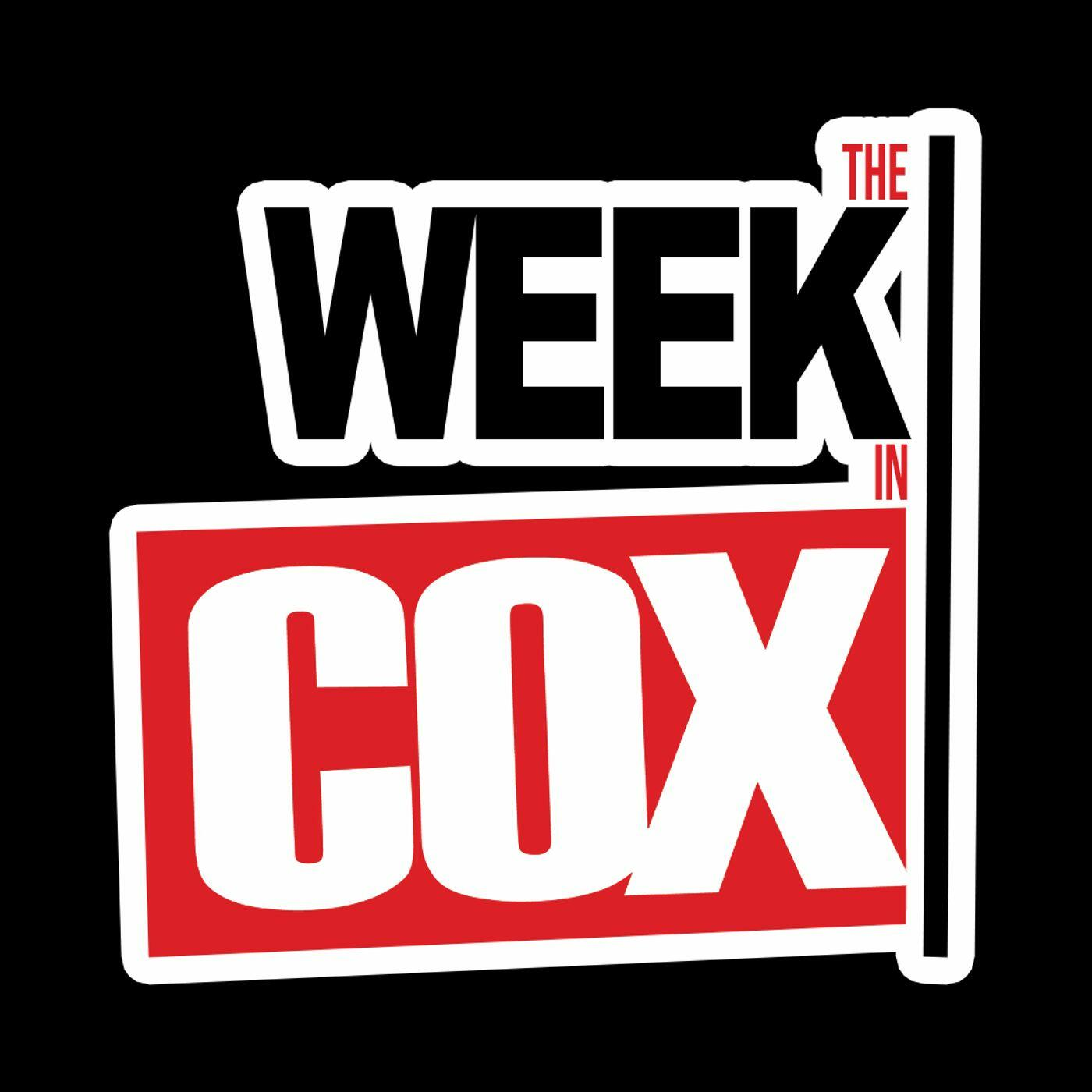 Episode 15: Sneaky Uplifting/ Trainspotting/ Cough Buffet/ Poundcake Personality Test/ Emotional Support Pig - The Week in Cox | iHeartRadio