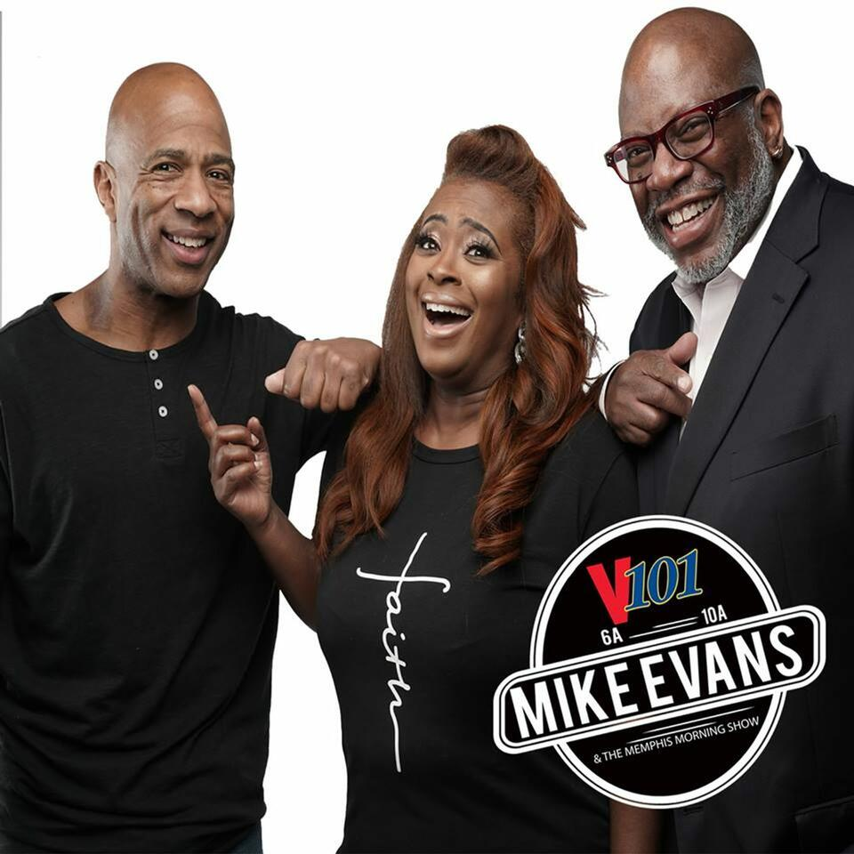 Mike Evans and the Memphis Morning Show