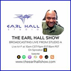 VoiceOver: In the Booth - With Earl Hall