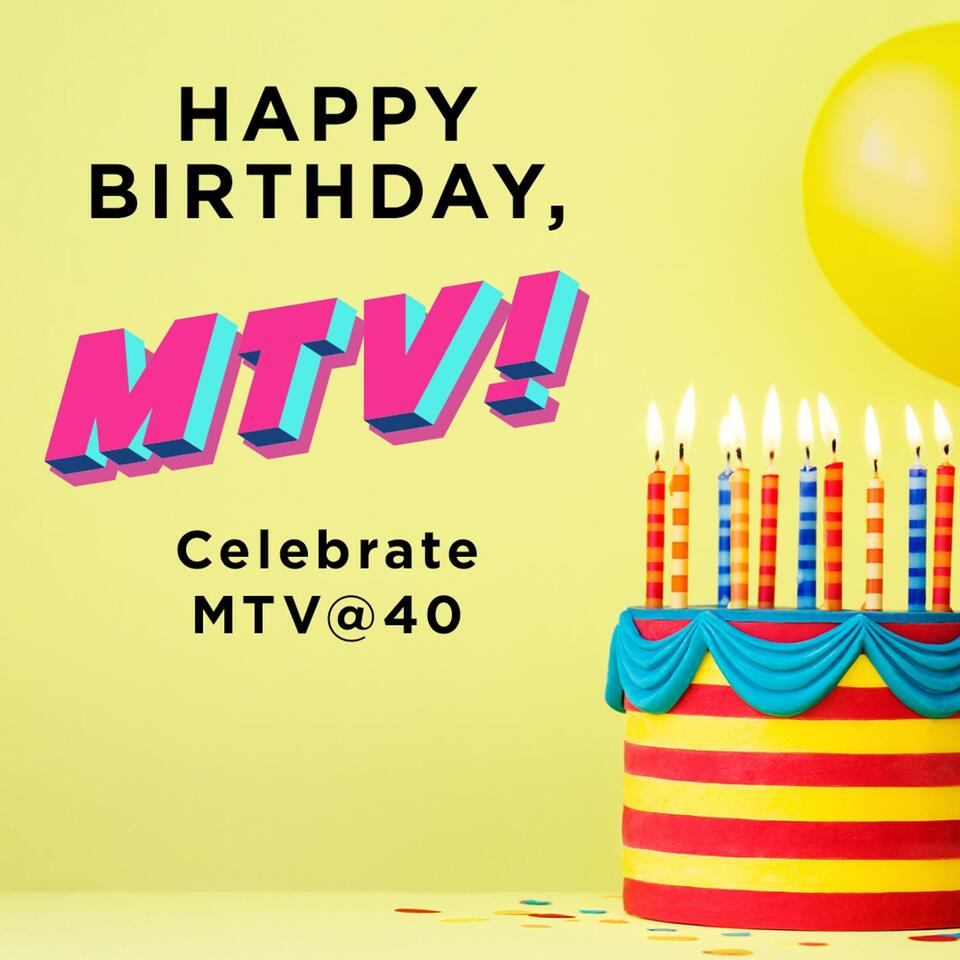 MTV@40