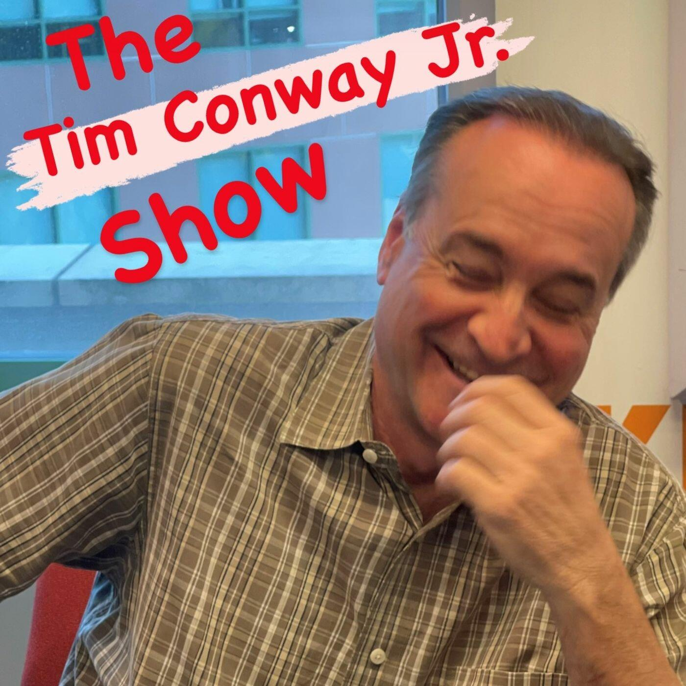 Listen to the Tim Conway Jr Show on Demand Episode - ConwayShow - Tim Conway Jr Remembers His Father on iHeartRadio | iHeartRadio