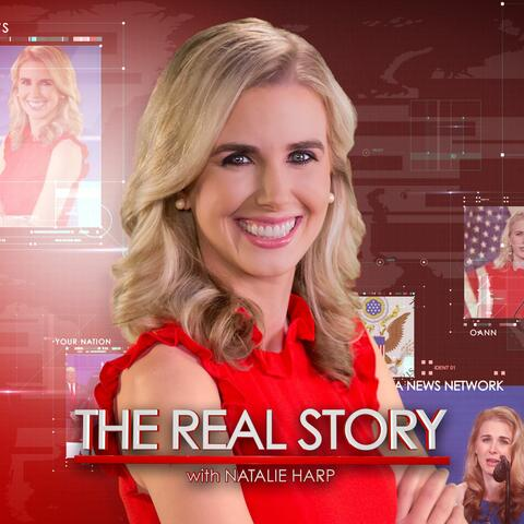 The Real Story with Natalie Harp