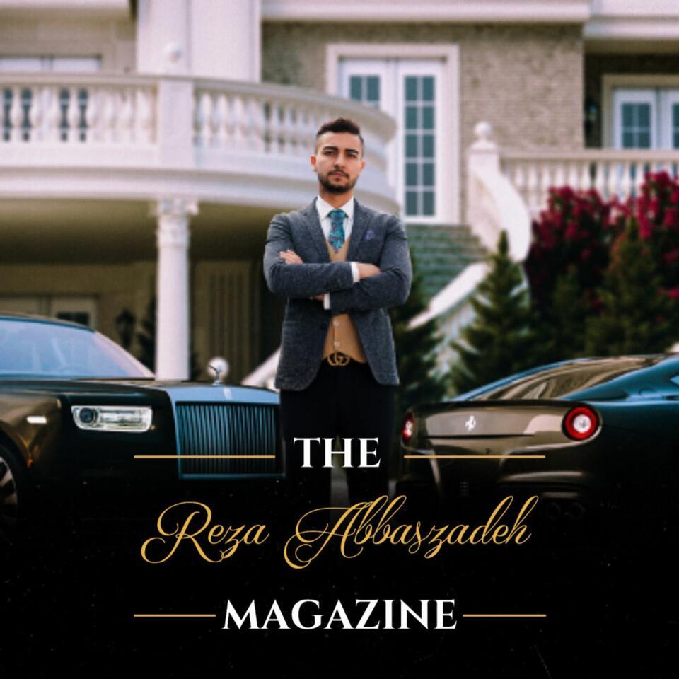 The Reza Abbaszadeh Magazine