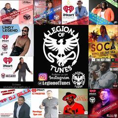 DJ Mos Precious-In the Hotzone w_ UnoriginalFeen - Legion of Tunes Radio