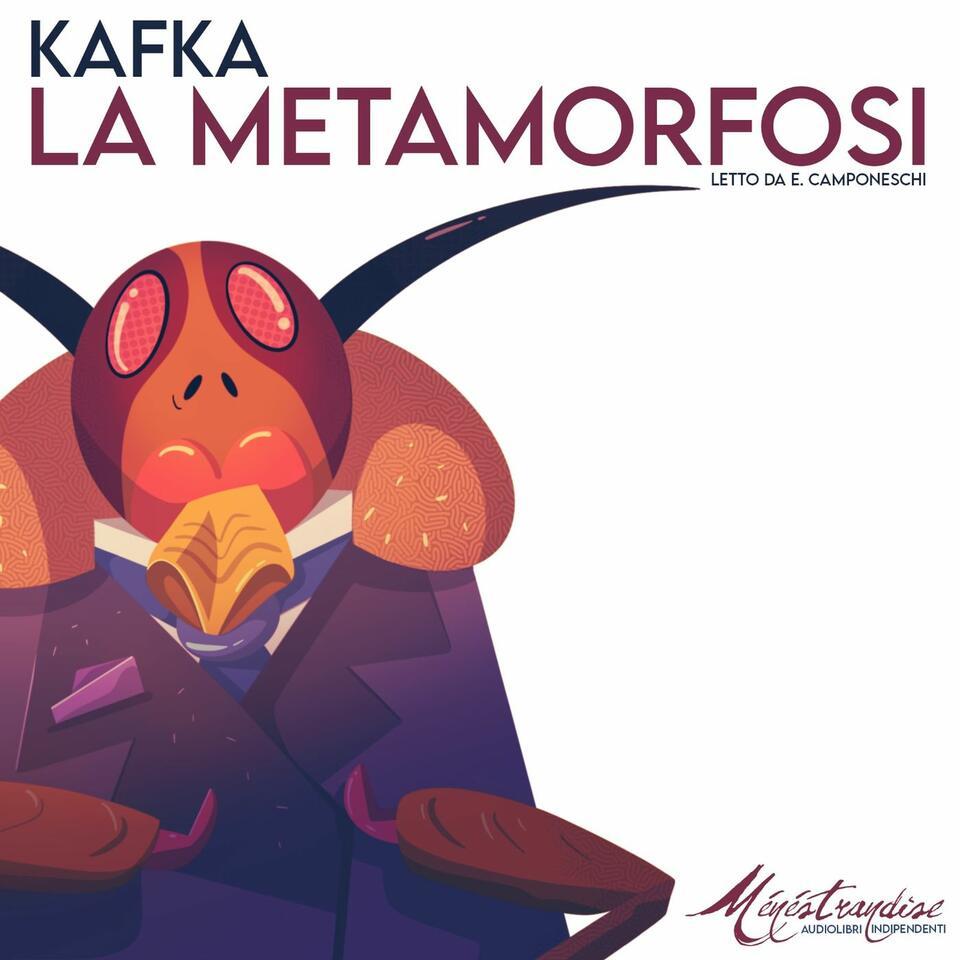 La Metamorfosi, F. Kafka - Audiolibro