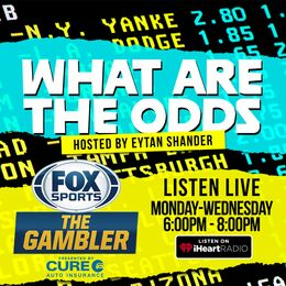 What Are The Odds? w/ Eytan Shander