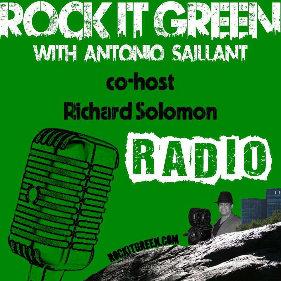 Rock It Green Radio