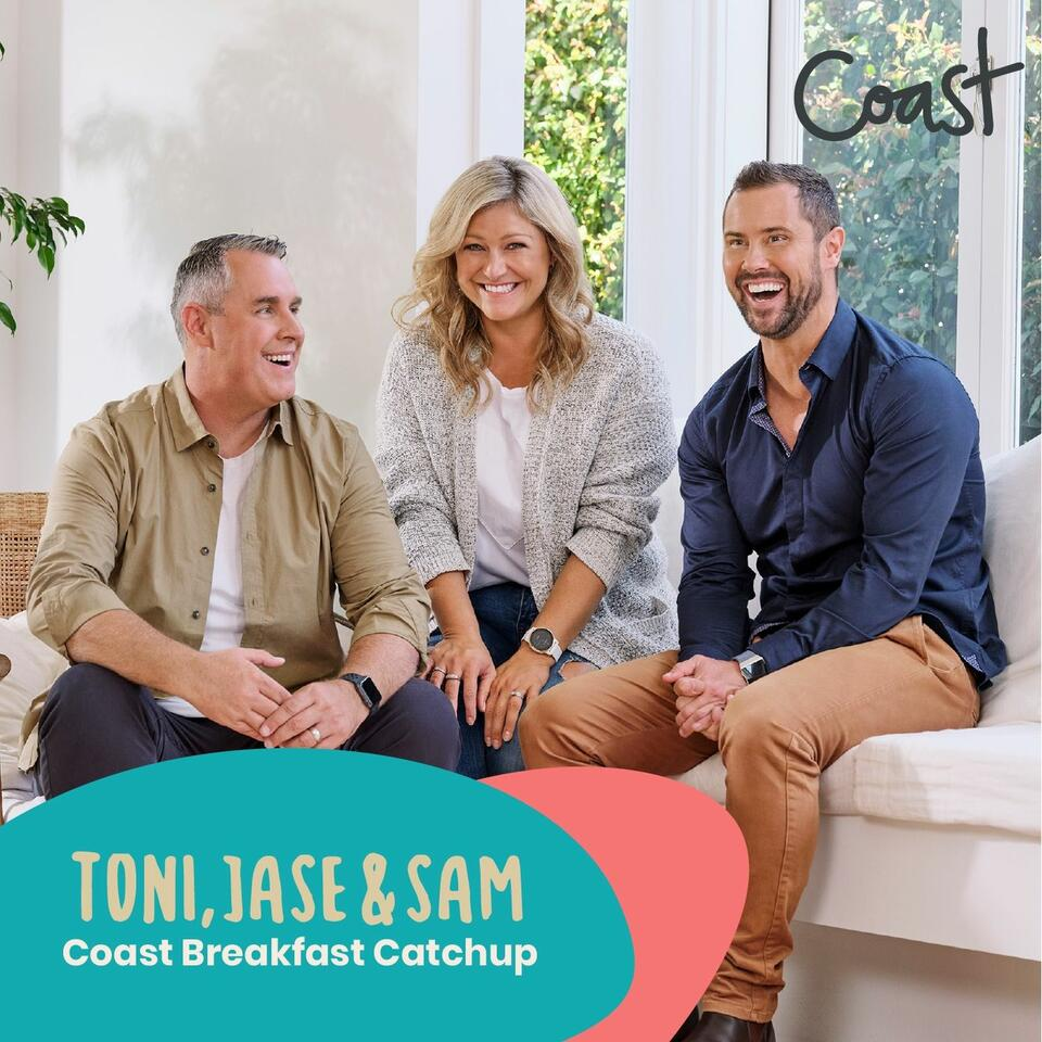 Toni, Jase & Sam - Breakfast Catchup