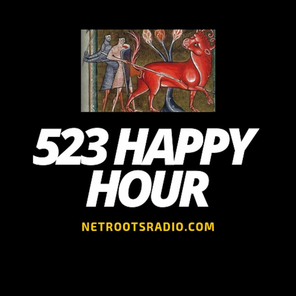 The 523 Happy Hour