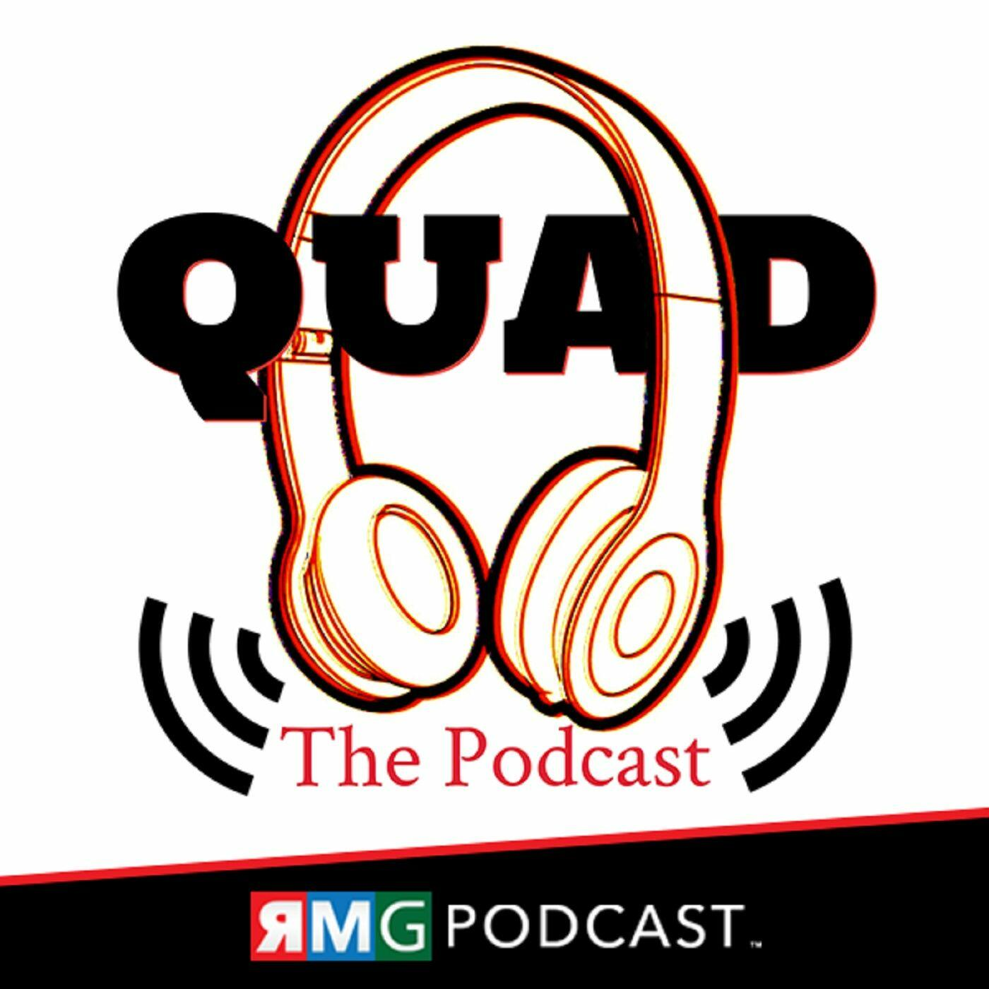 """Listen to the The Quad Episode - Episode 47: """"The Concrete Rose 🌹"""" on iHeartRadio 