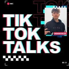 Ep. 8: Content creation in the classroom with Noah Stolz - TikTok Talks