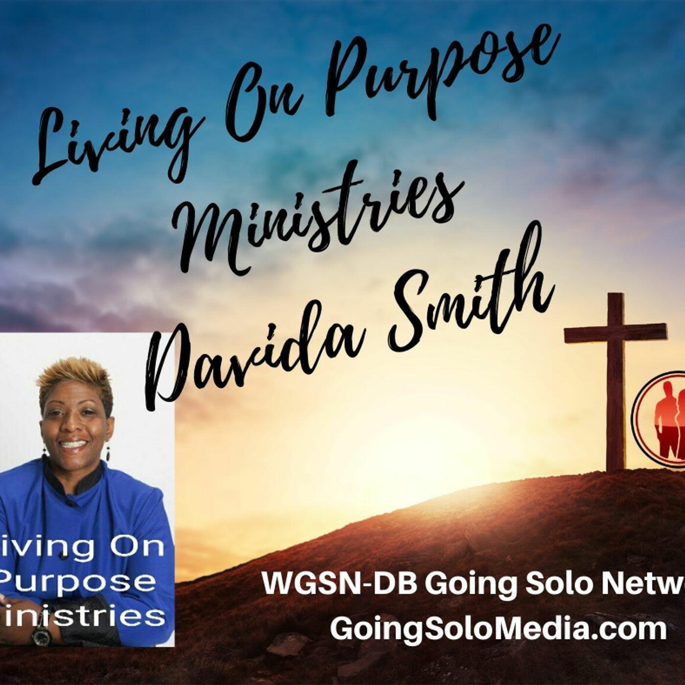 DavidaSmith Living On Purpose Ministries