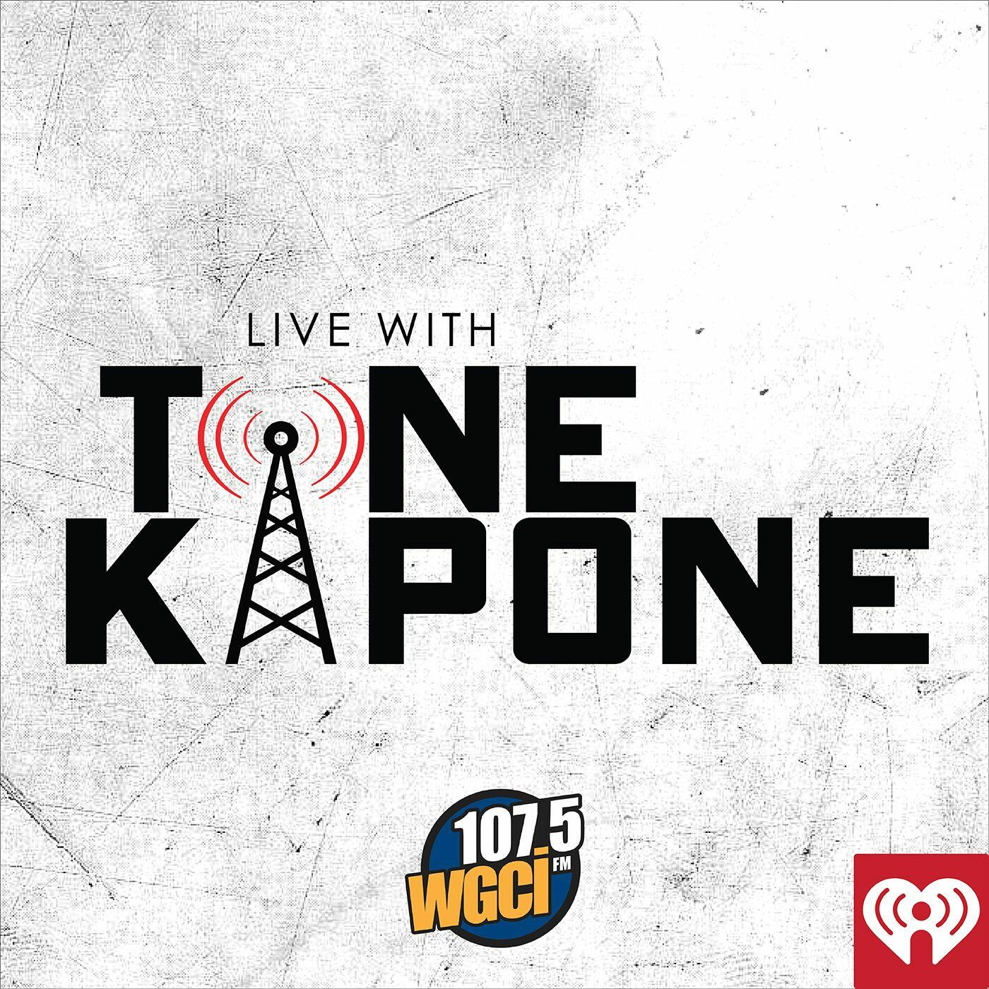 WGCI Presents: Live With Tone Kapone!