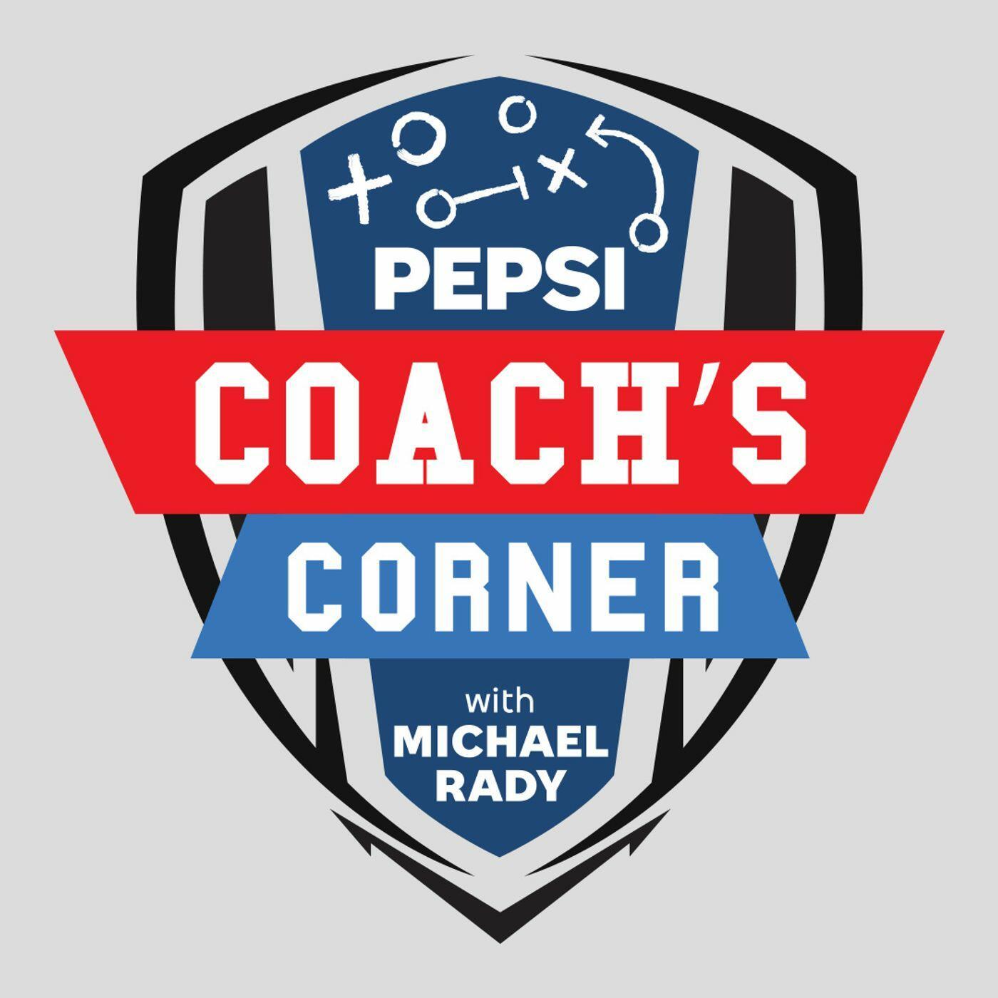 Pepsi Coach's Corner with Michael Rady