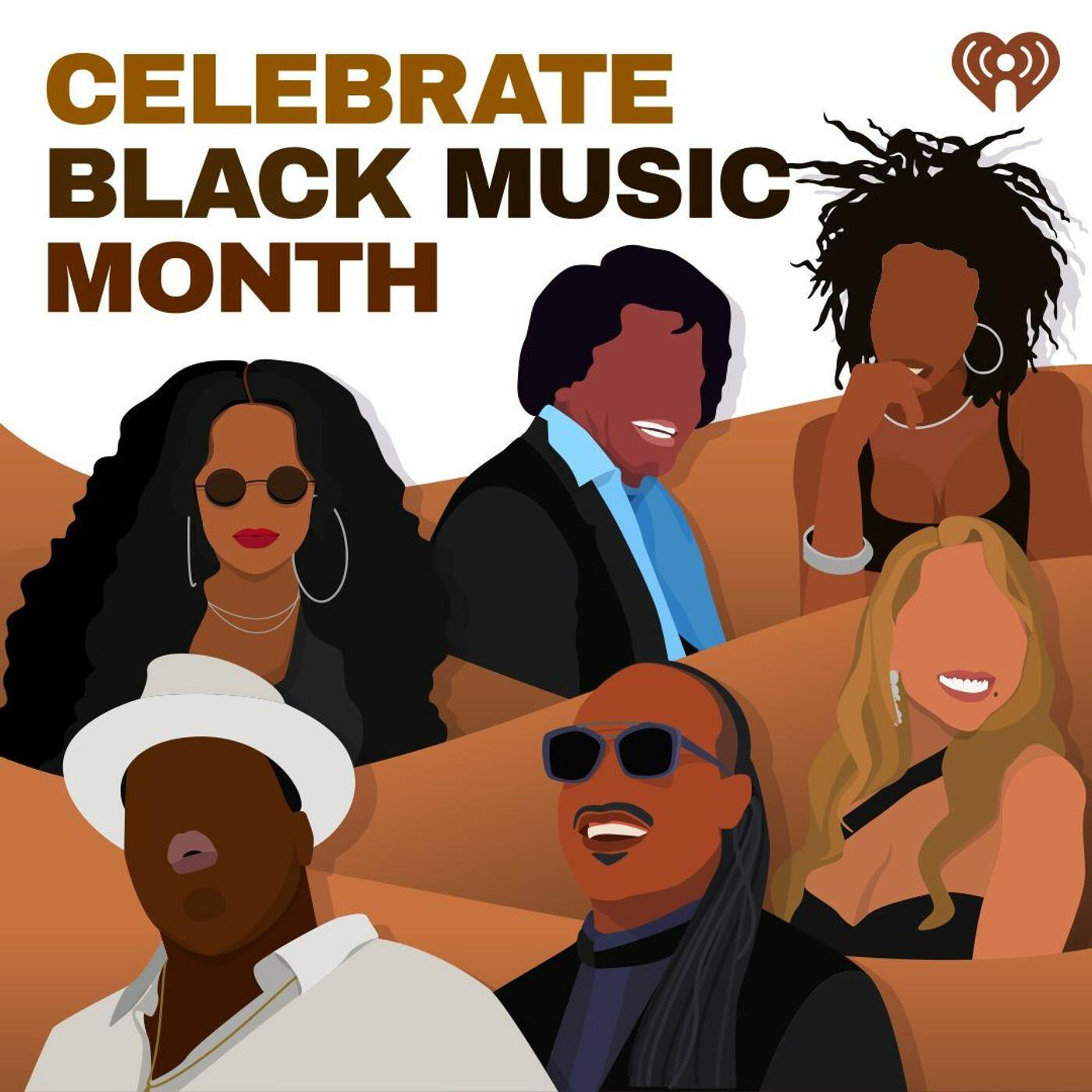 Black Music Month Podcasts