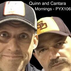 Quinn & Cantara Podcast