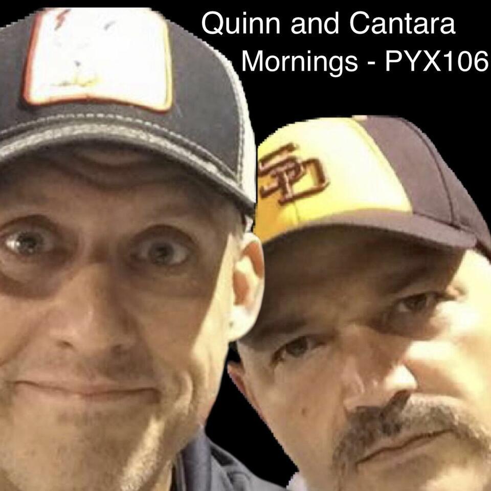 Quinn and Cantara - The Blood and The Treasure