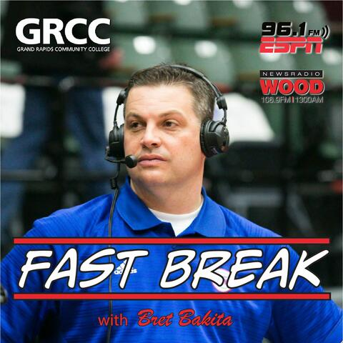 Fast Break with Bret Bakita