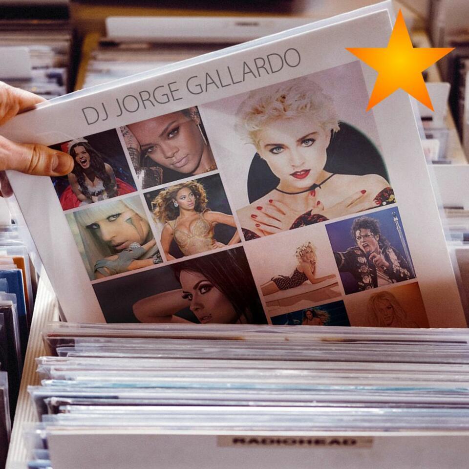 MIXEDisBetter By DJ Jorge Gallardo