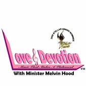 D'Aych Interview With Minister Melvin Hood