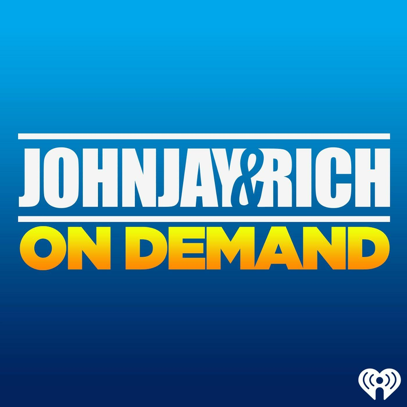 Listen to the Johnjay & Rich On Demand Episode - A unibrow for the uni-baby on iHeartRadio   iHeartRadio