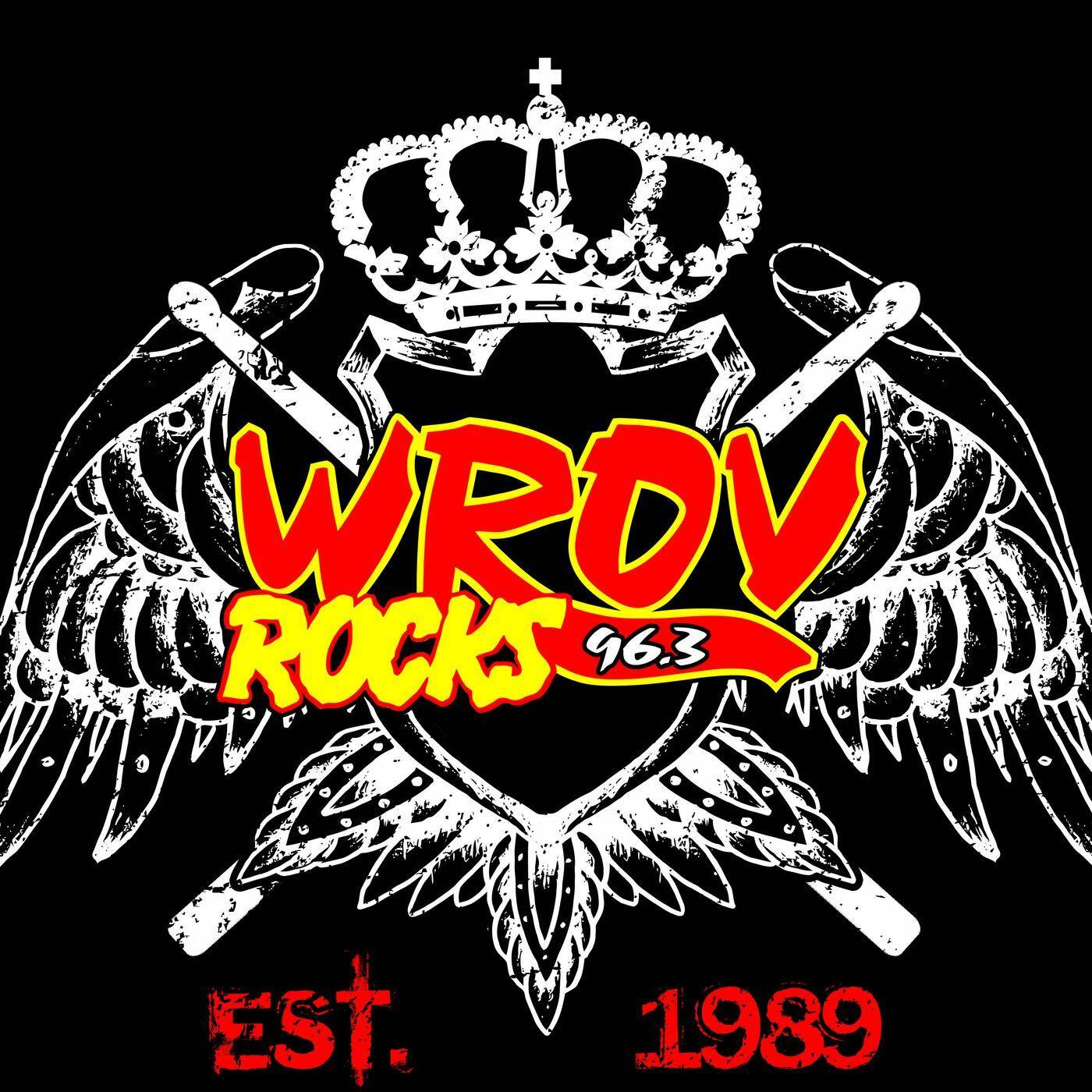 The Rock Of Virginia (WROV-FM)'s show