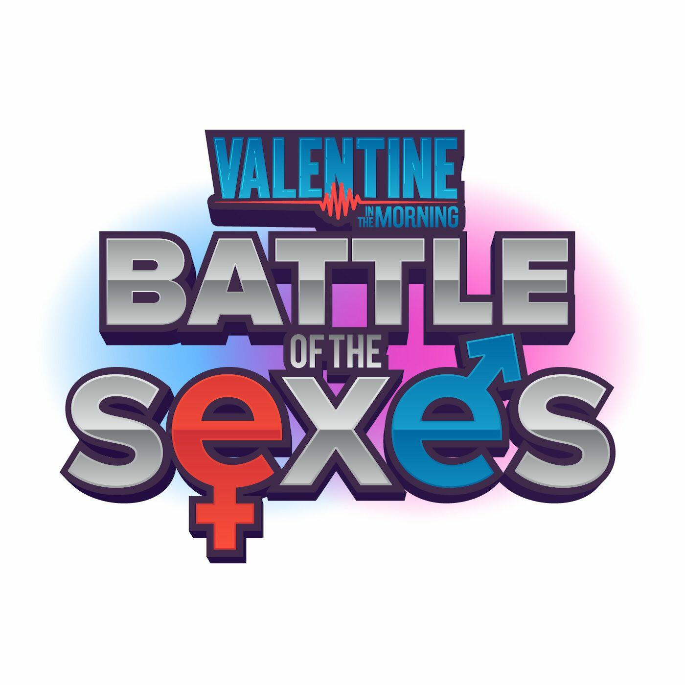 Valentine's Battle Of The Sexes