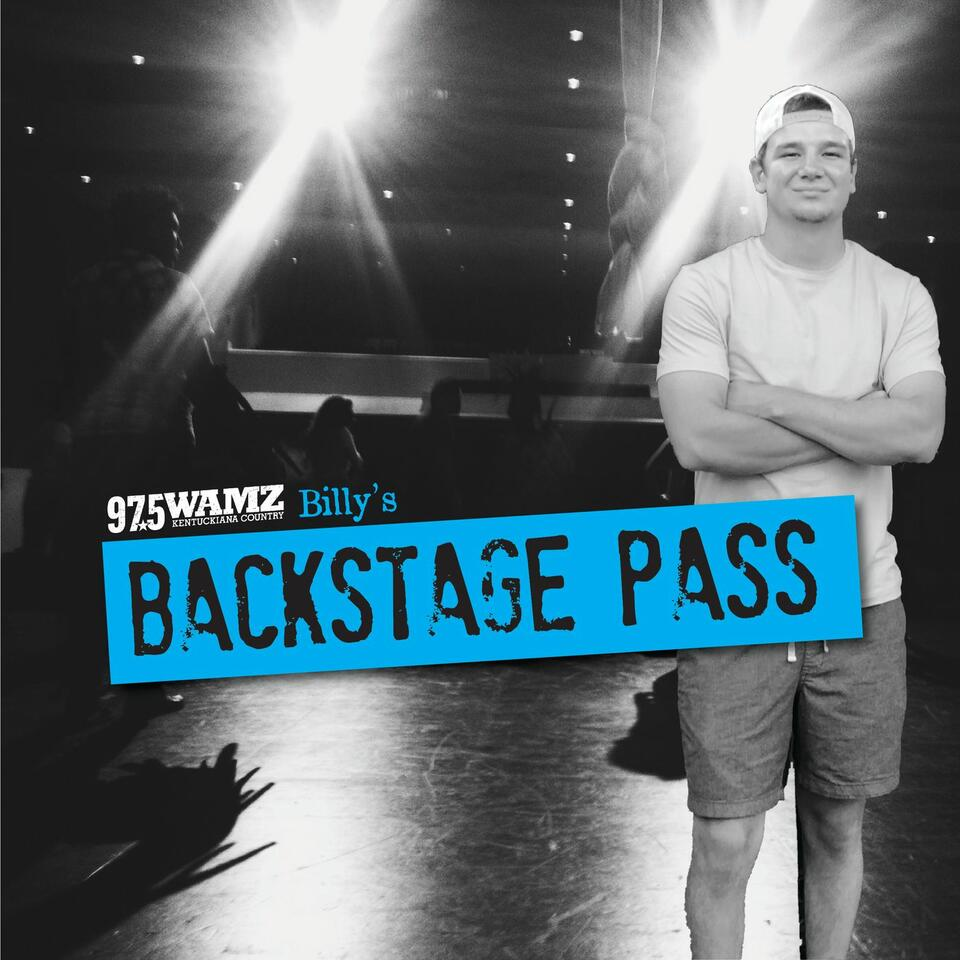 Billy's Backstage Pass