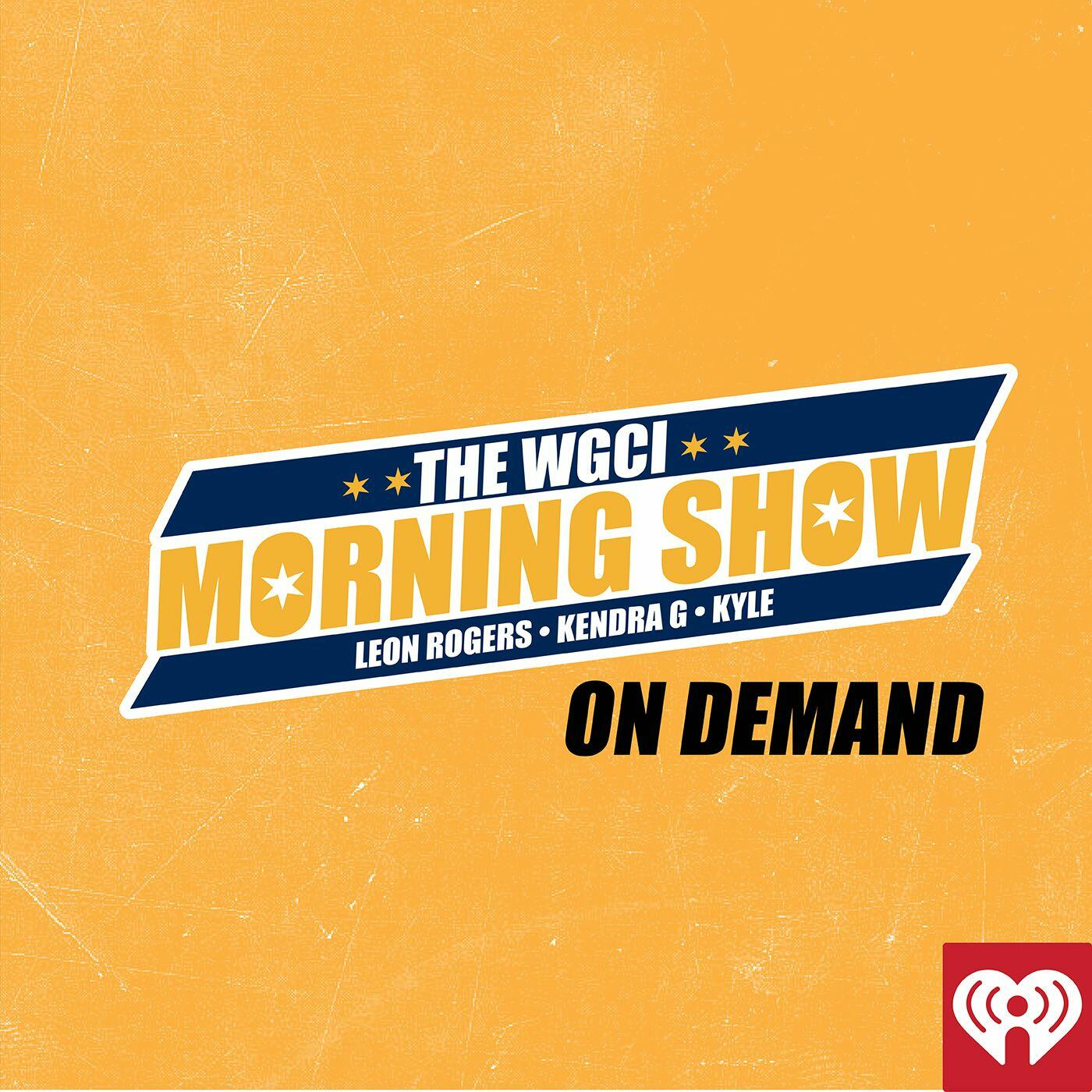 The WGCI Morning Show On Demand
