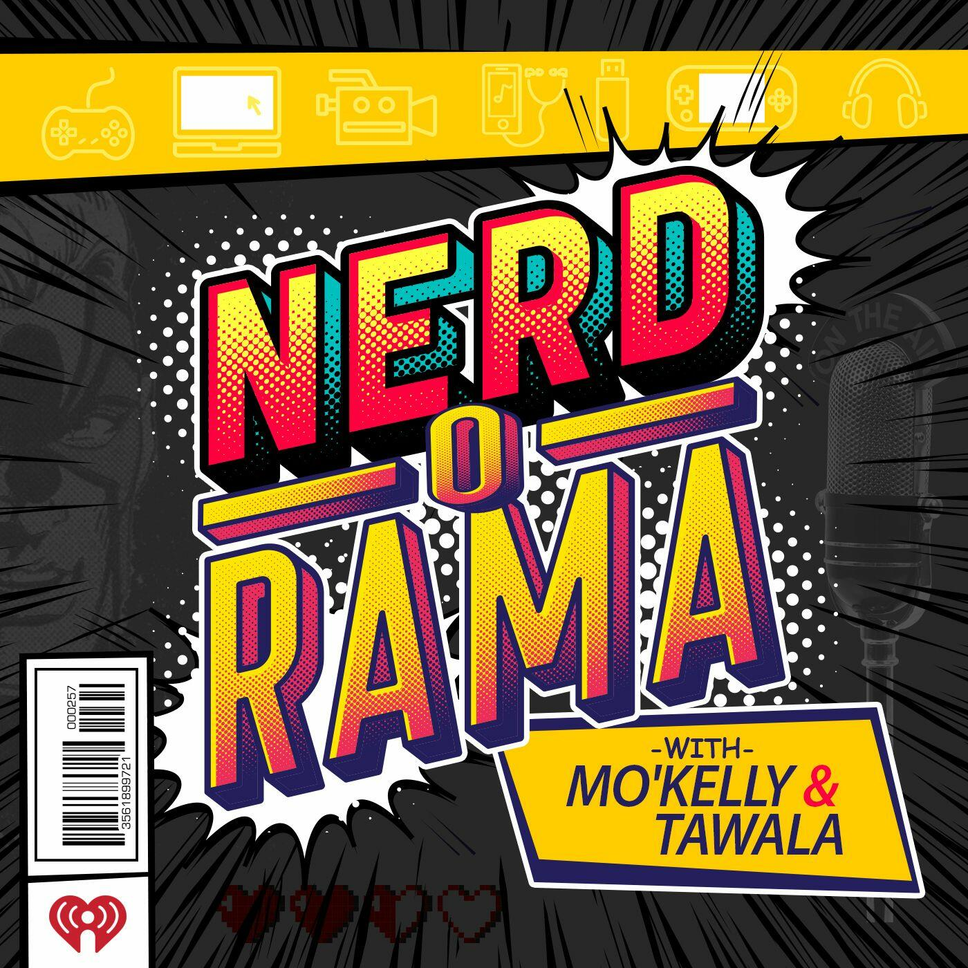 Listen to the Nerd-O-Rama with Mo'Kelly and Tawala! Episode - Dark Phoenix Copied Captain Marvel?! * Ridley Scott Teases New Alien Prequel * Harbour's Hellboy Hell on iHeartRadio | iHeartRadio