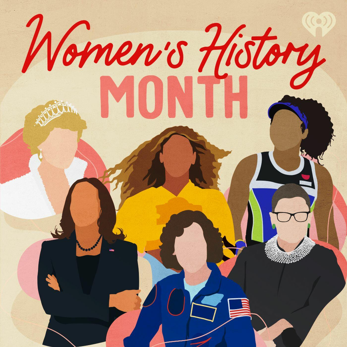 Women's History Month Podcasts