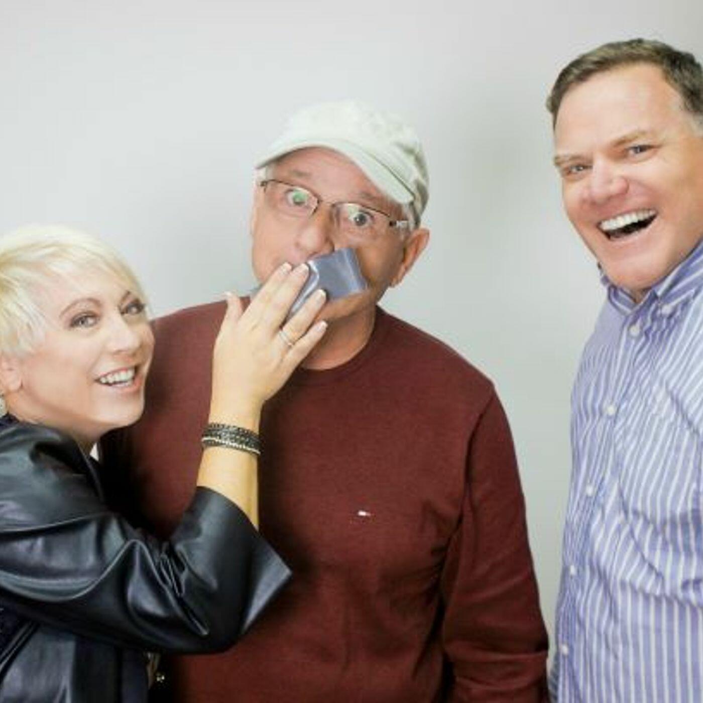 Robbie, John and Toni Extra