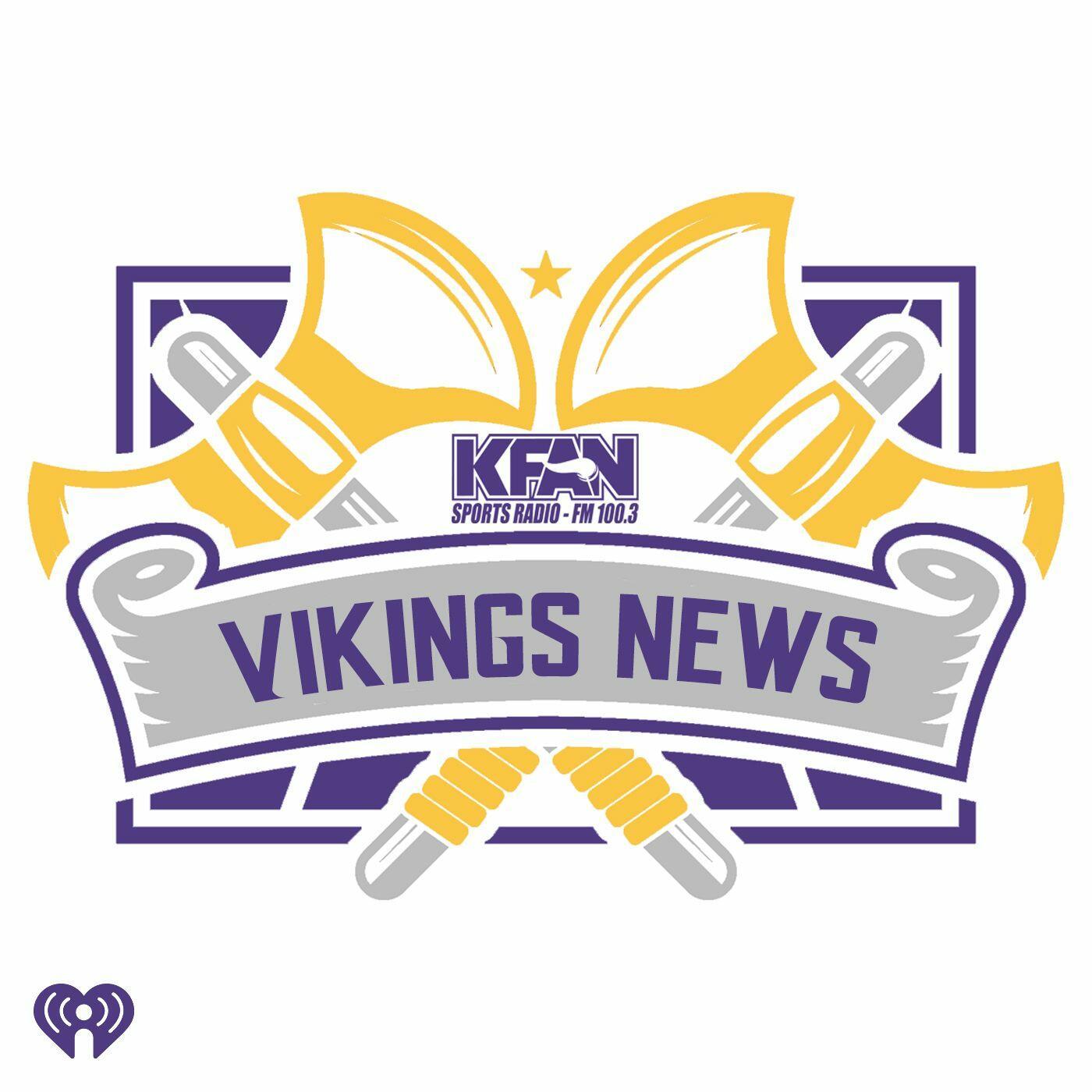The Power Trip's Vikings News