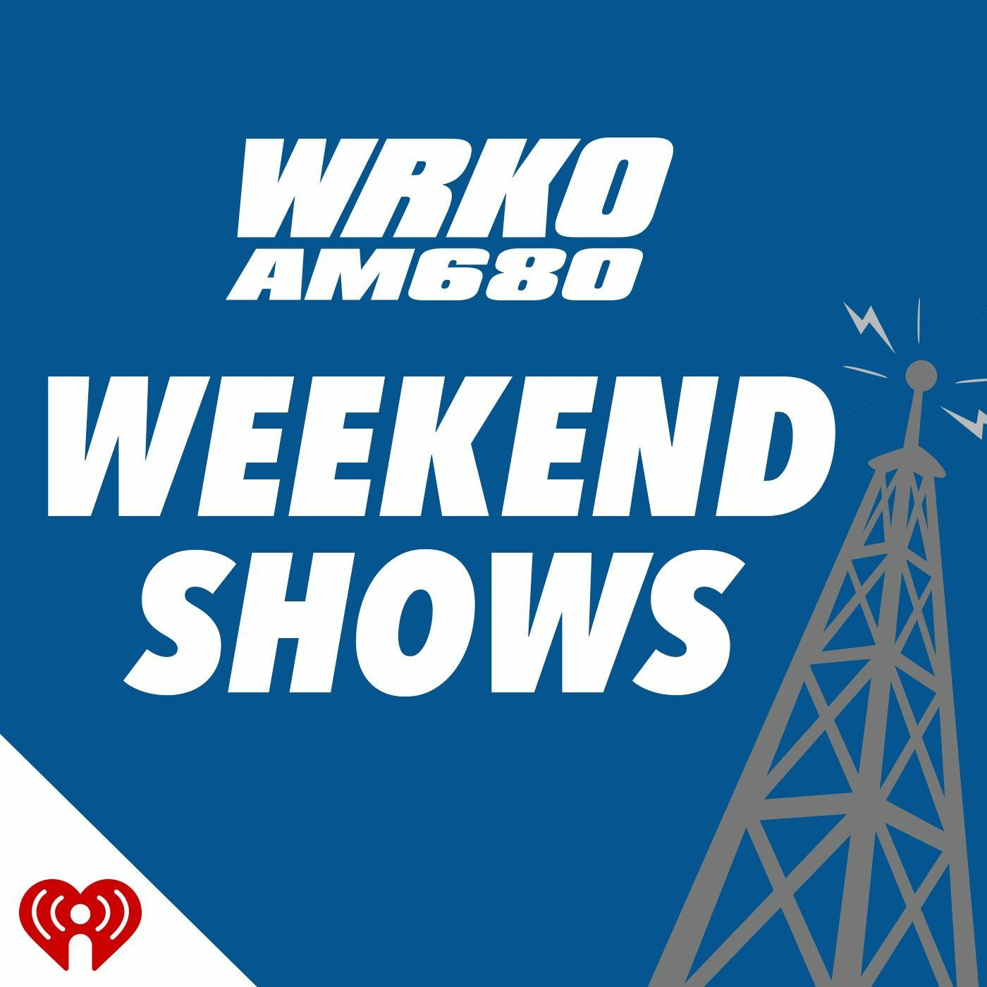 WRKO Weekend Shows
