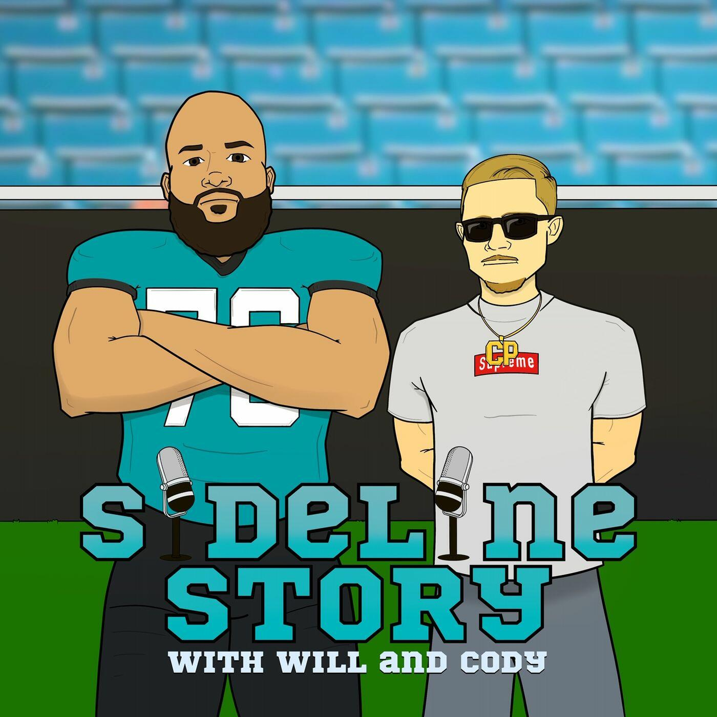 Sideline Story with Will and Cody