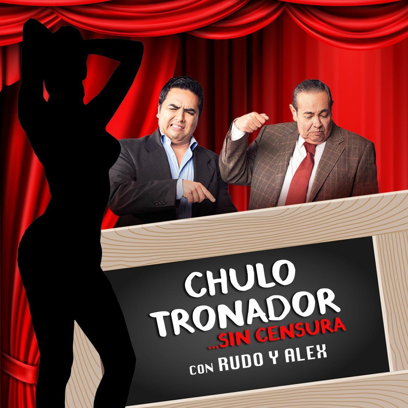 Chulo Tronador. Con El Rudo y Alex.