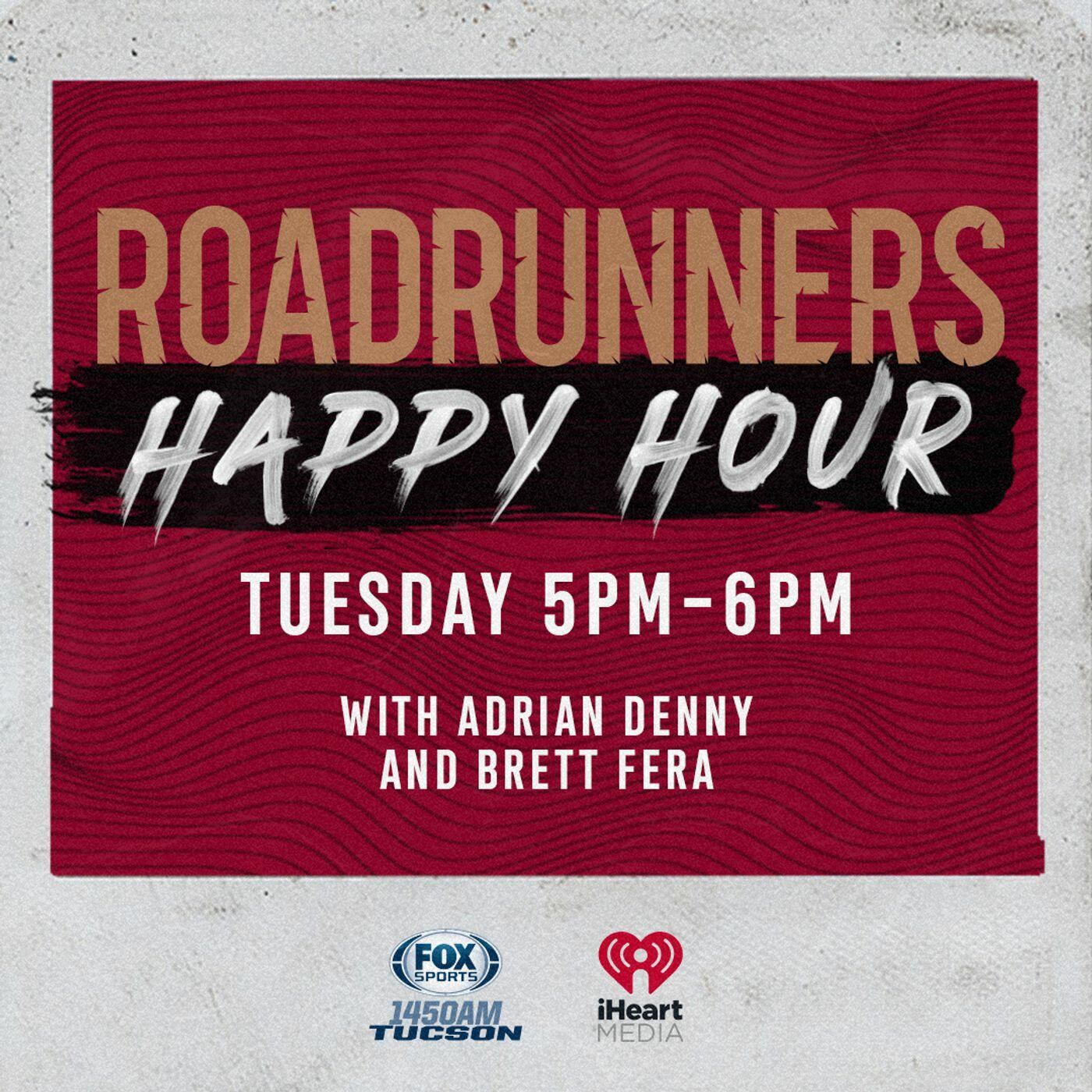 Roadrunners Happy Hour Podcast