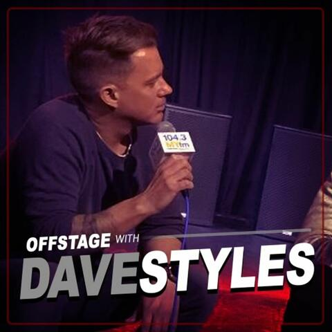 Offstage With Dave Styles
