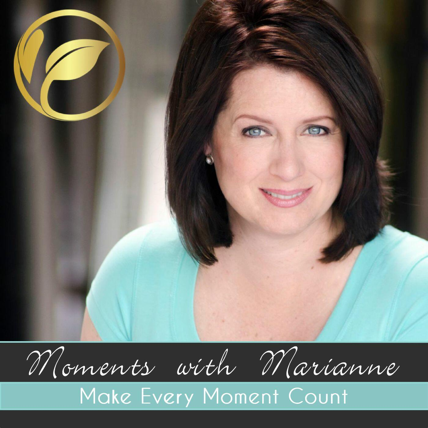 Listen to the Moments with Marianne Episode - The Second Wave with Kerri Hummingbird on iHeartRadio | iHeartRadio