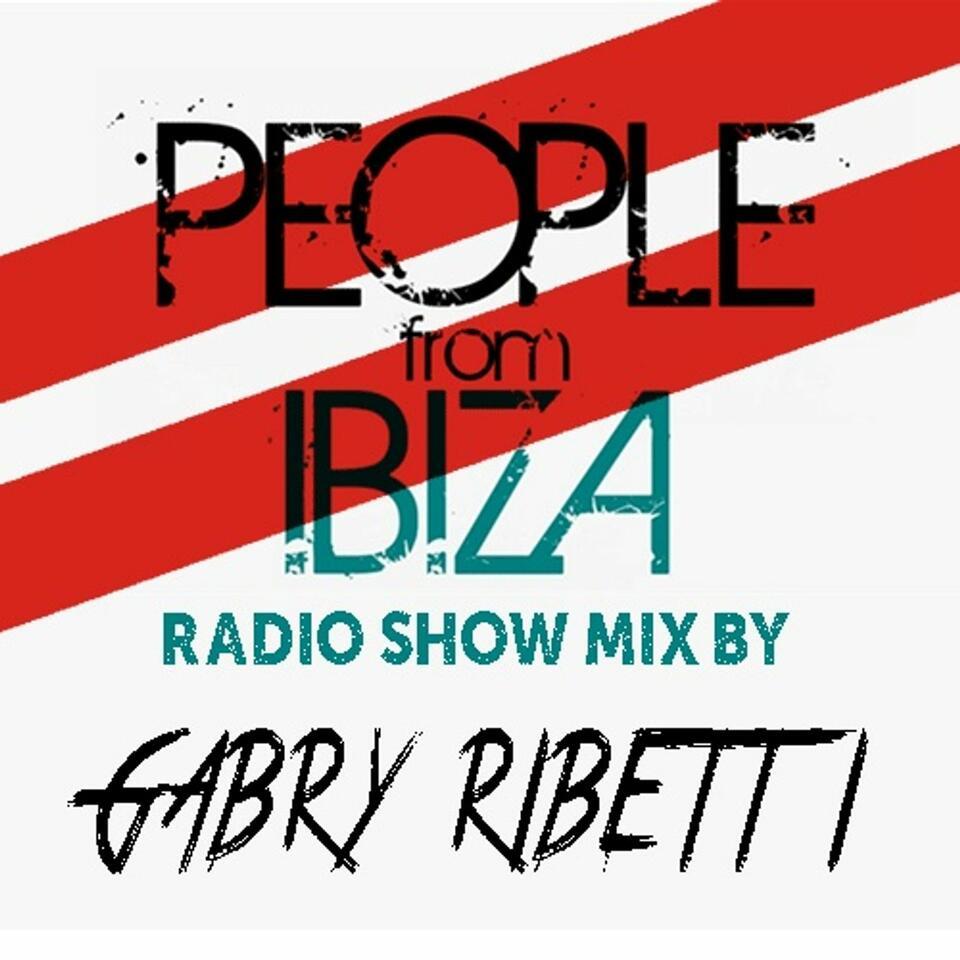 Gabry Ribetti People From Ibiza