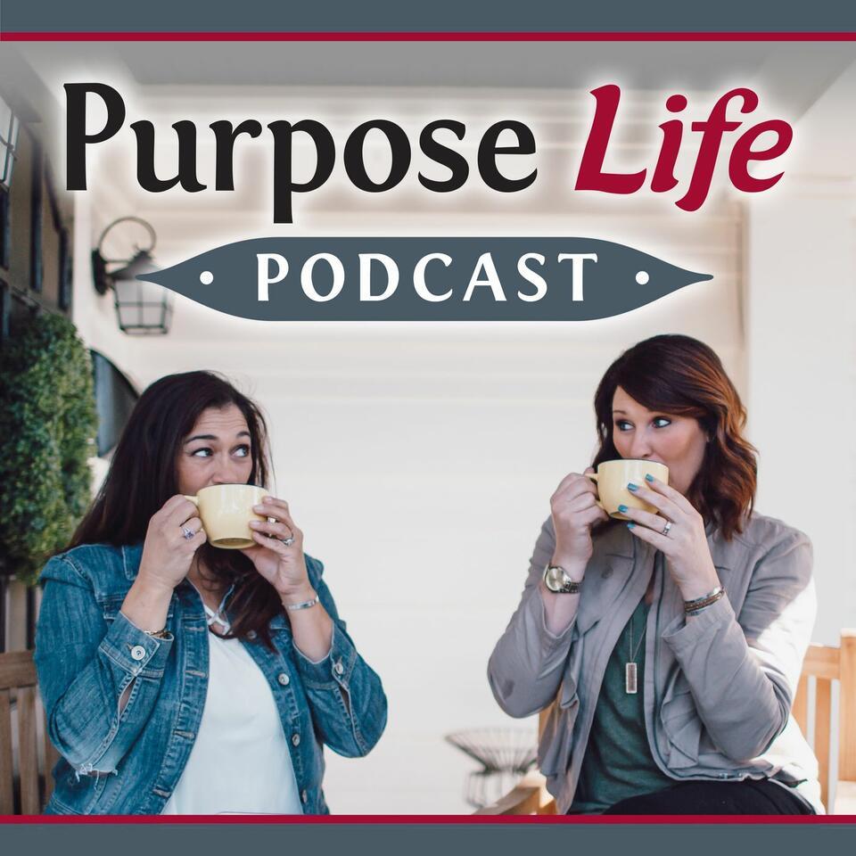 Purpose Life Podcast with Irma & Sarah