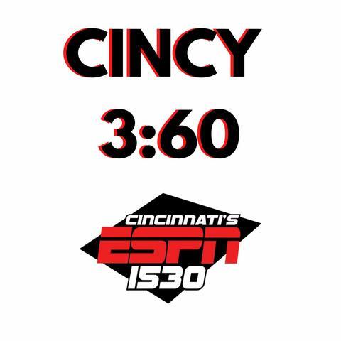 Cincy 3:60 with Tony Pike