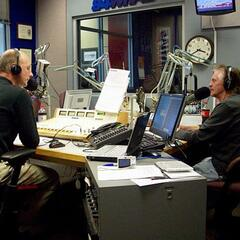 WHAS Radio Legend Gary Burbank celebrates his 80th birthday - Terry Meiners
