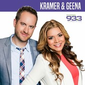 Kramer and Geena Podcast 18: The Realest Physic We've Ever Heard!
