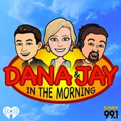 Dana and Jay Show - January 18th 2018