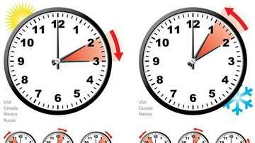 Mark Mason - Why Not Stay On Daylight Savings Time?