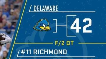 Blue Hens Radio - Post-Game Recap vs. Richmond (10/21/17)