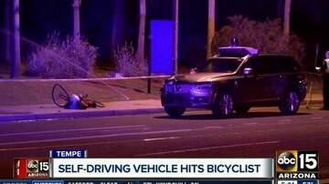 Mark Mason - Kim Komando: What May Have Caused Driverless Crash